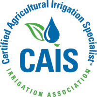 Irrigation Association Certified Agricultural Irrigation Specialist